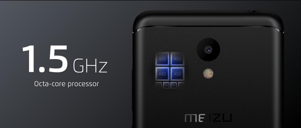 Procesador Meizu M6