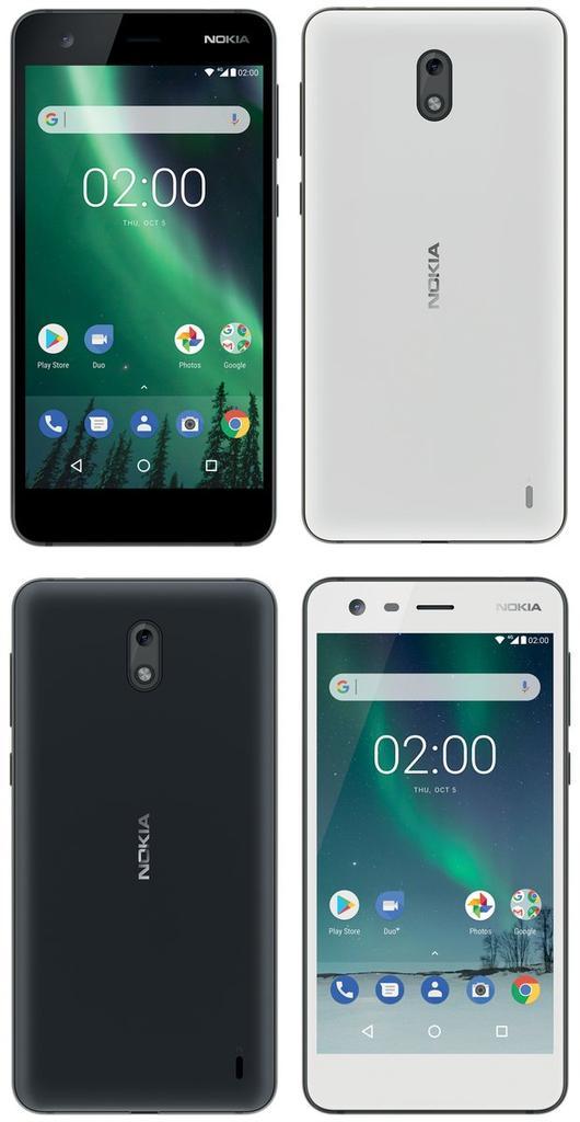 Diseño Nokia 2