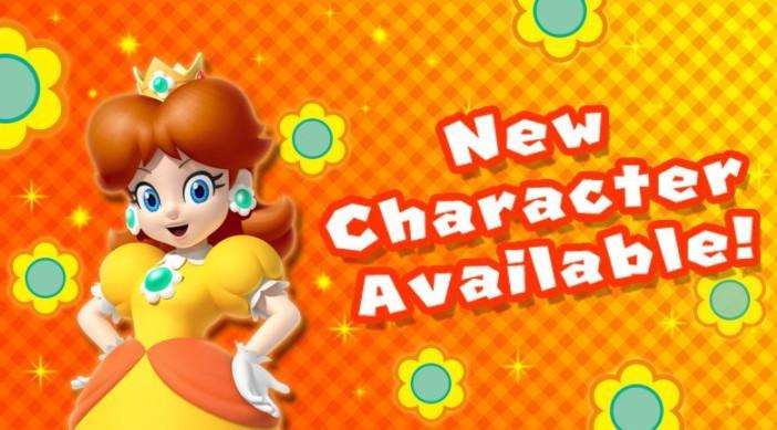 Nuevo personaje en Super Mario Run