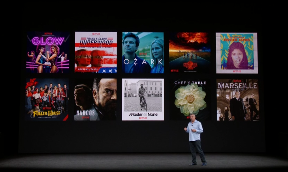 Contenidos Apple TV 4K