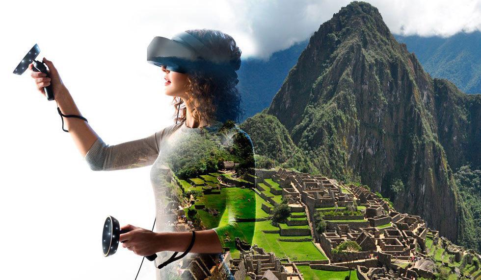 Uso Realidad Virtual Mixta de Microsoft