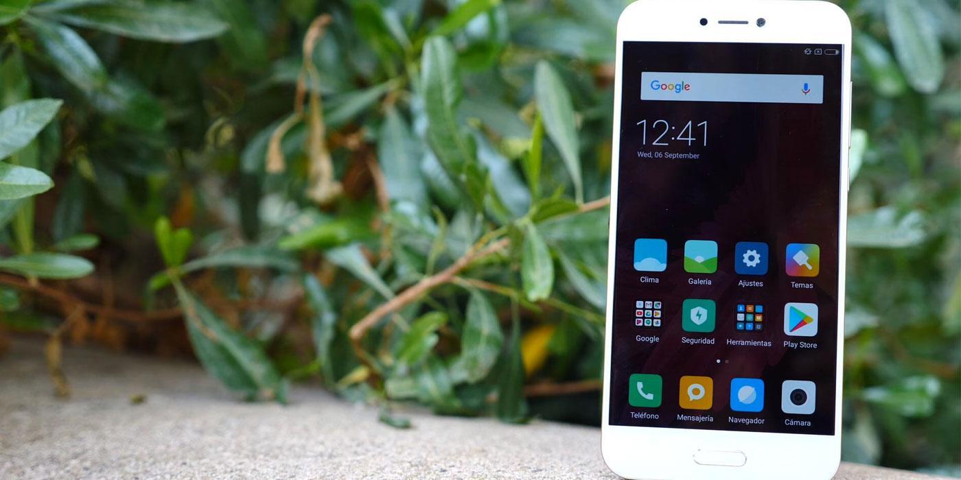 Teléfono Xiaomi Mi 5C