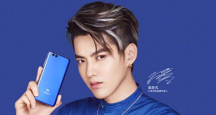 Imagen trasera del Xiaomi Mi Note 3