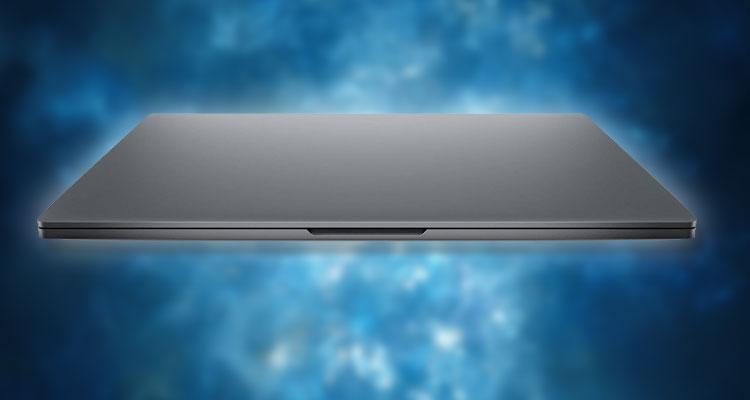 Portátil Xiaomi Mi Notebook Pro cerrado