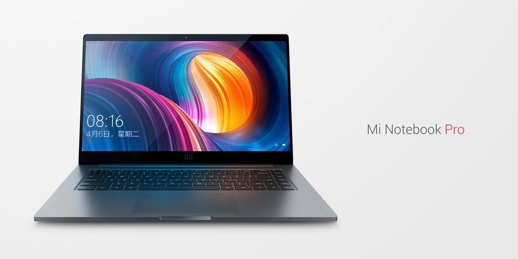 Xiaomi Notebook Pro 4