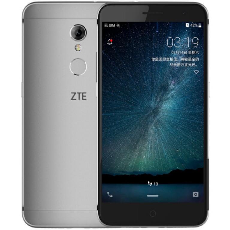 Diseño del teléfono ZTE Blade A2S