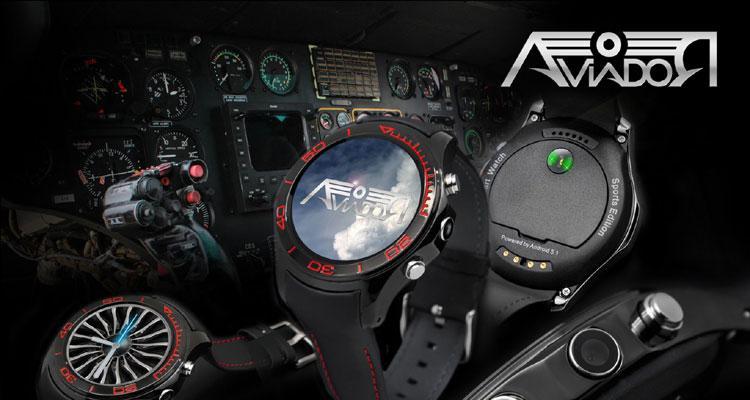 Aviador Raptor Smartwatch
