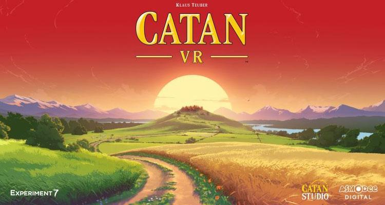 Juego Catan VR