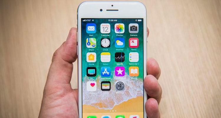 ed130d5377e Pasos en los iPhone 8 para forzar un reinicio del smartphone