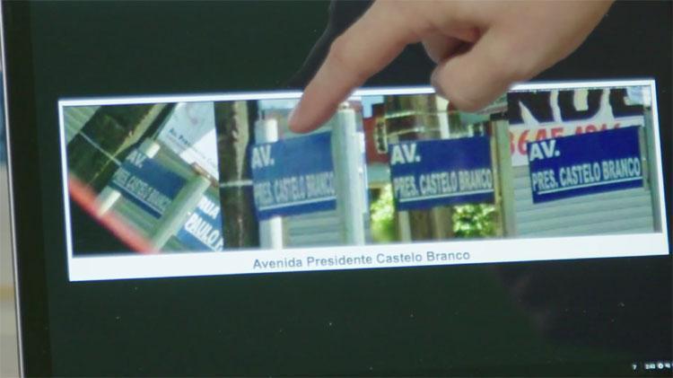 cámaras de Street View