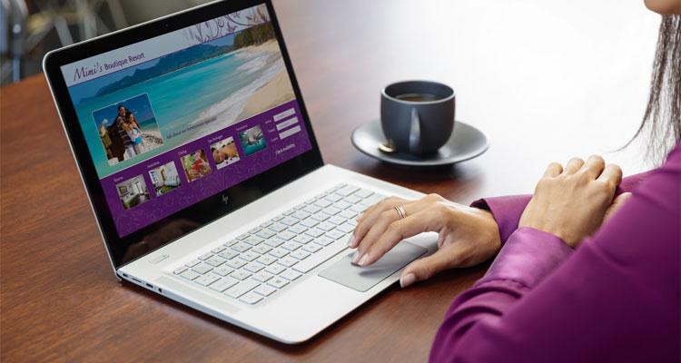 aplicación en Windows 10