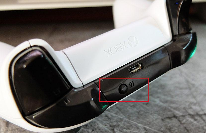 Botón Bluetooth mando Xbox One S