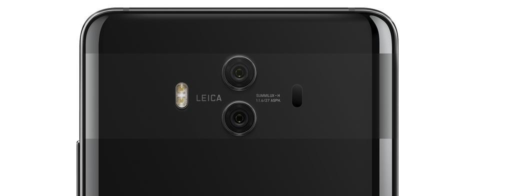 Cámara trasera del Huawei Mate 10