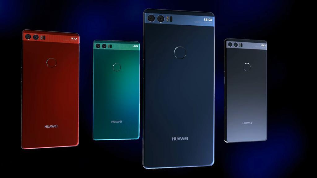Colores del teléfono Huawei P11