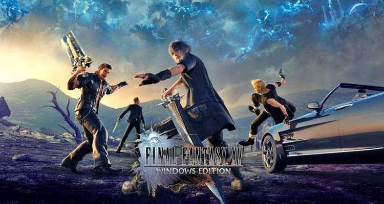 Juego Final Fantasy XV