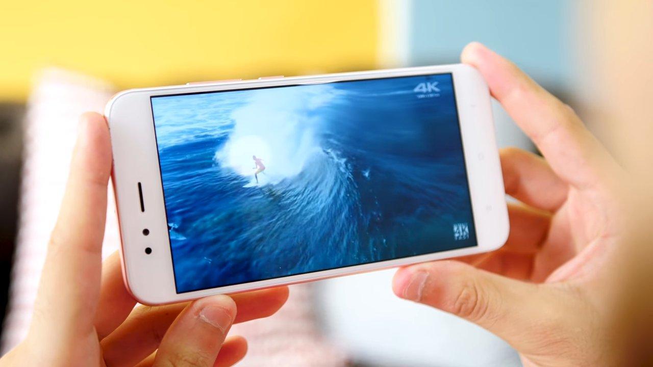 Pantalla del Xiaomi Mi A1