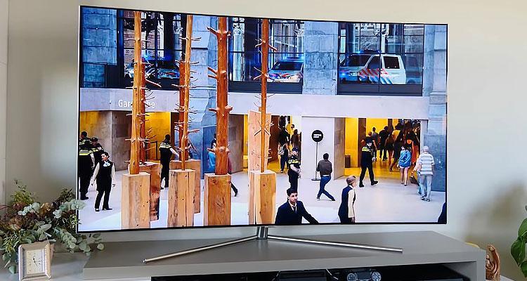 Calidad imagen QLED de Samsung