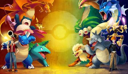 Enfrentamiento Pokémon