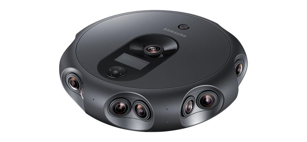 Cámara Samsung 360 Round