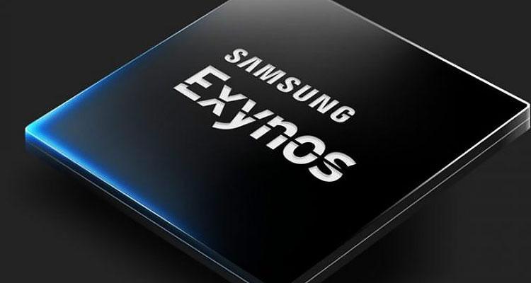 Logotipo de Samsung Exynos