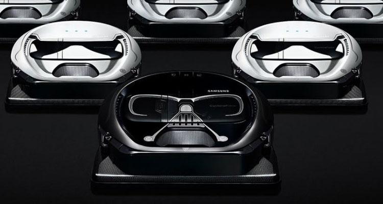 Aspiradora Samsung POWERbot Star Wars Edition