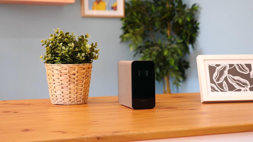 Diseño del Sony Xperia Touch
