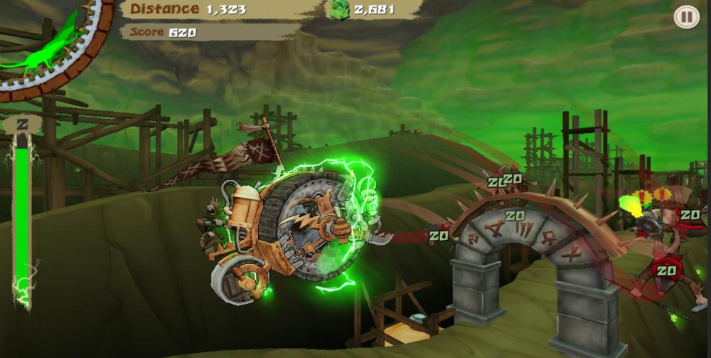Juego Warhammer: Doomwheel
