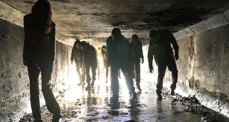 Imagen zombis The Walking Dead
