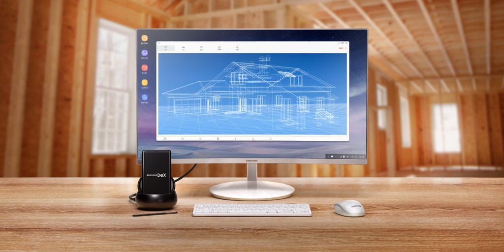 Samsung DeX con Linux