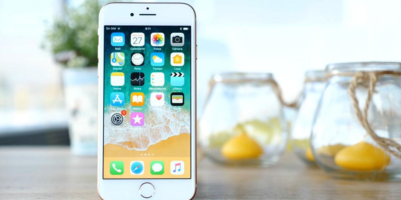Teléfono iPhone 8