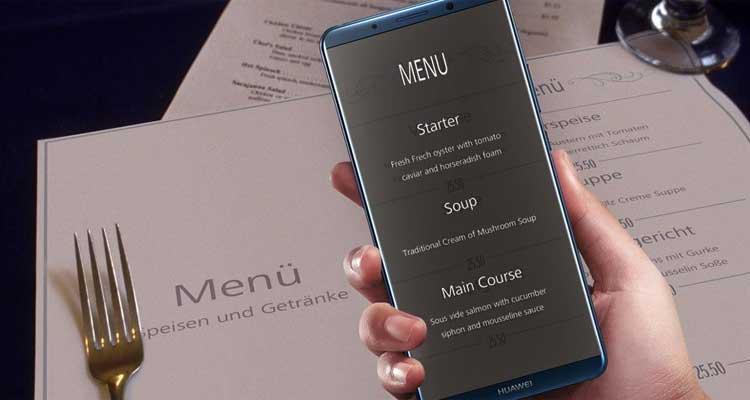 EMUI 8.0 para el Huawei Mate 10