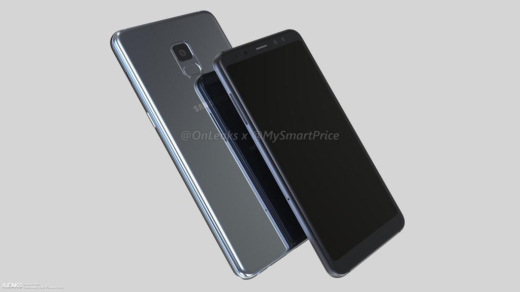 Aspecto del Samsung Galaxy A5 2018