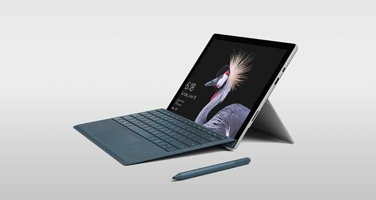 Surface Pro con LTE Advanced