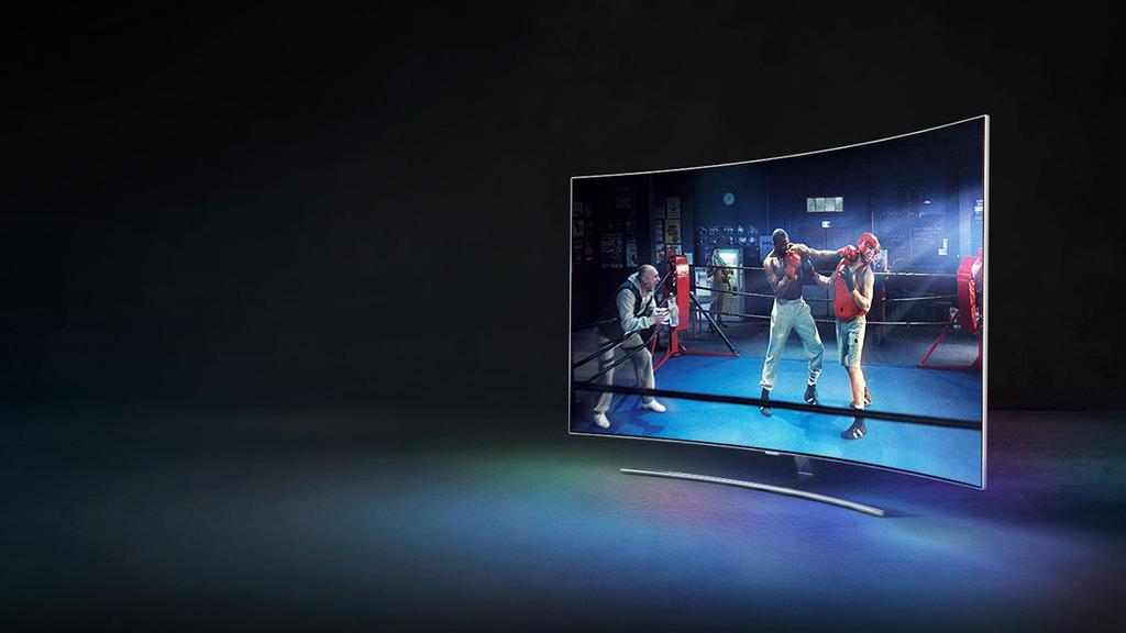 Televisores 4K de Samsung