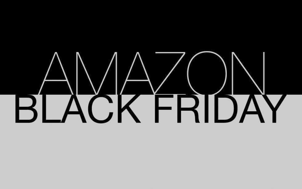 Logotipo de Amazon por Black Friday 2017