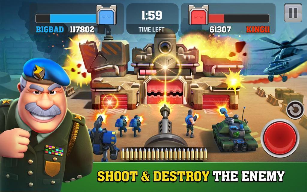 imagen promocional de Mightly Battles