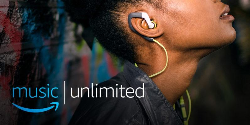 Aamzon Music Unlimited