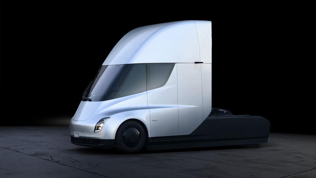 Nuevo Tesla Semi