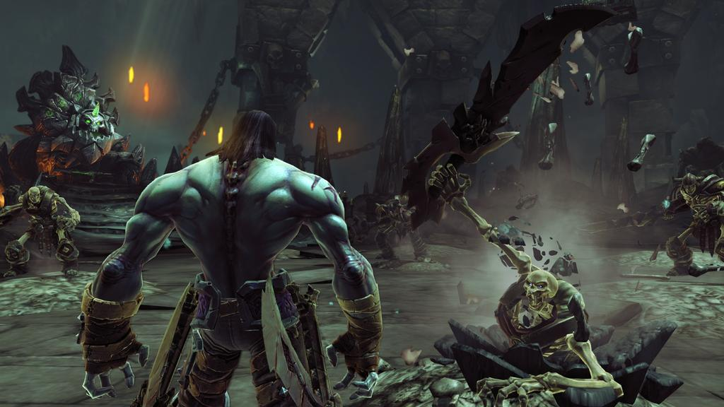 Juego Darksiders II: Deathinitive Edition