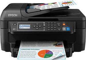 Multifunción Epson WorkForce WF-2750DWF