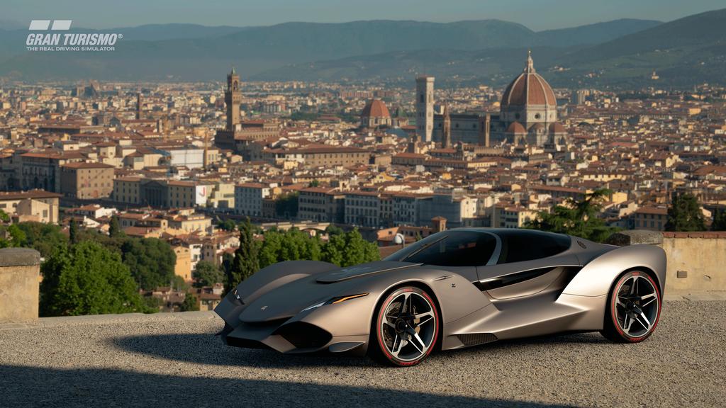 GTS Isorivolta en Gran Turismo Sport