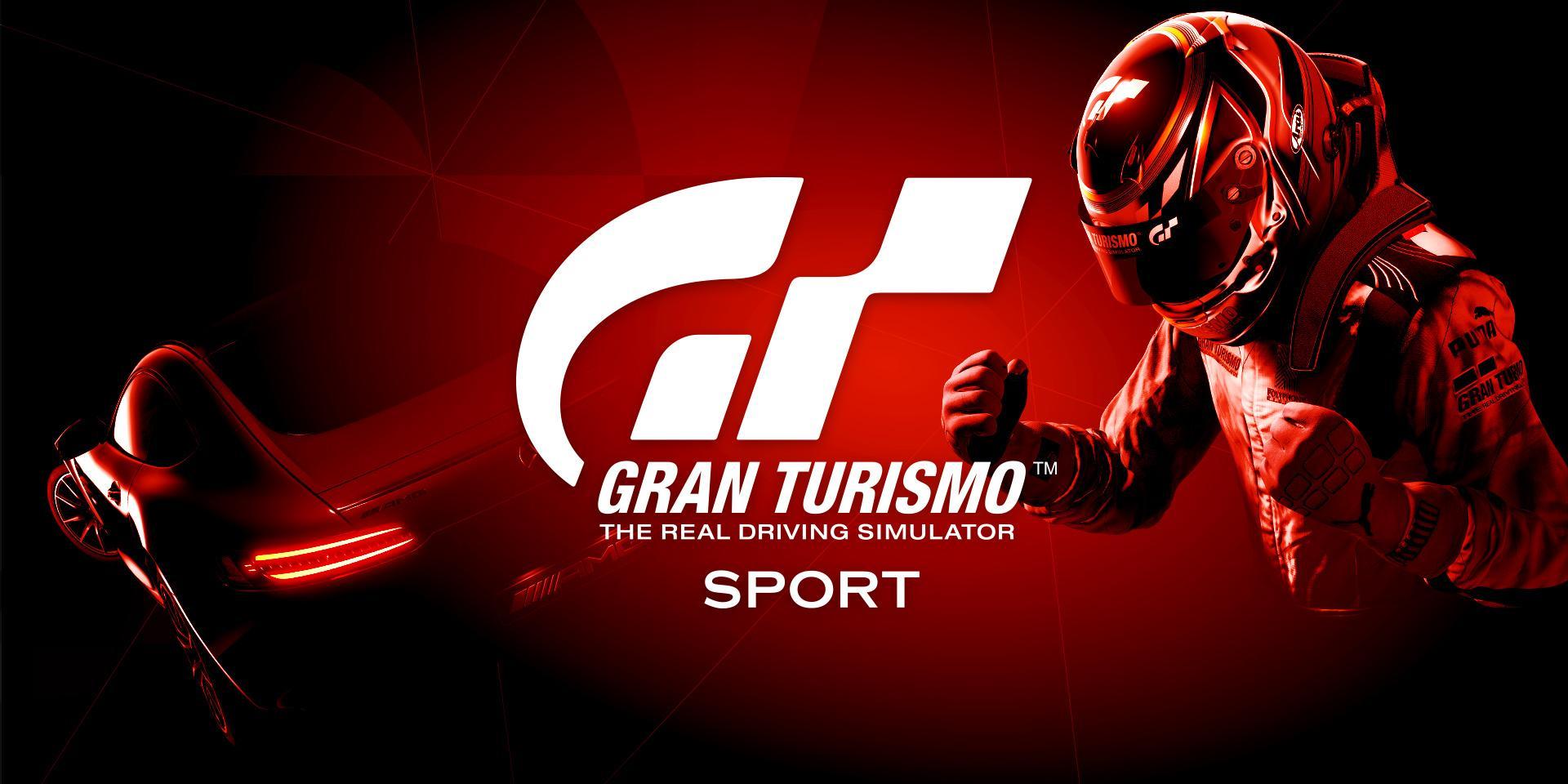 Portada de Gran Turismo Sport