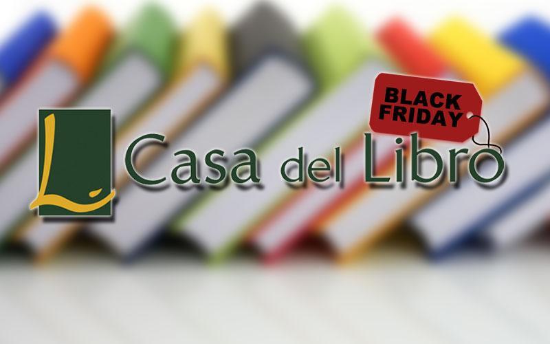 La casa del libro Black Friday