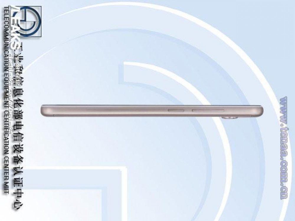 Lateral del Xiaomi Redmi 5