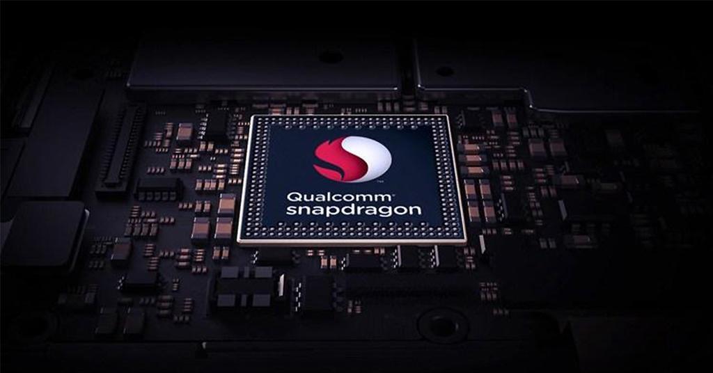 Logotipo de Qualcomm Snapdragon