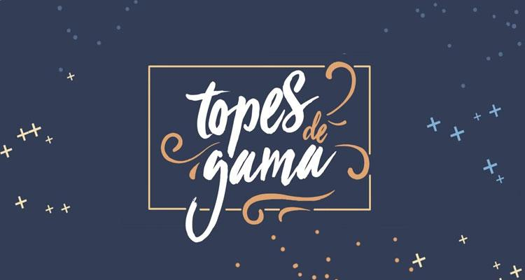 Logotipo de Topes de Gama