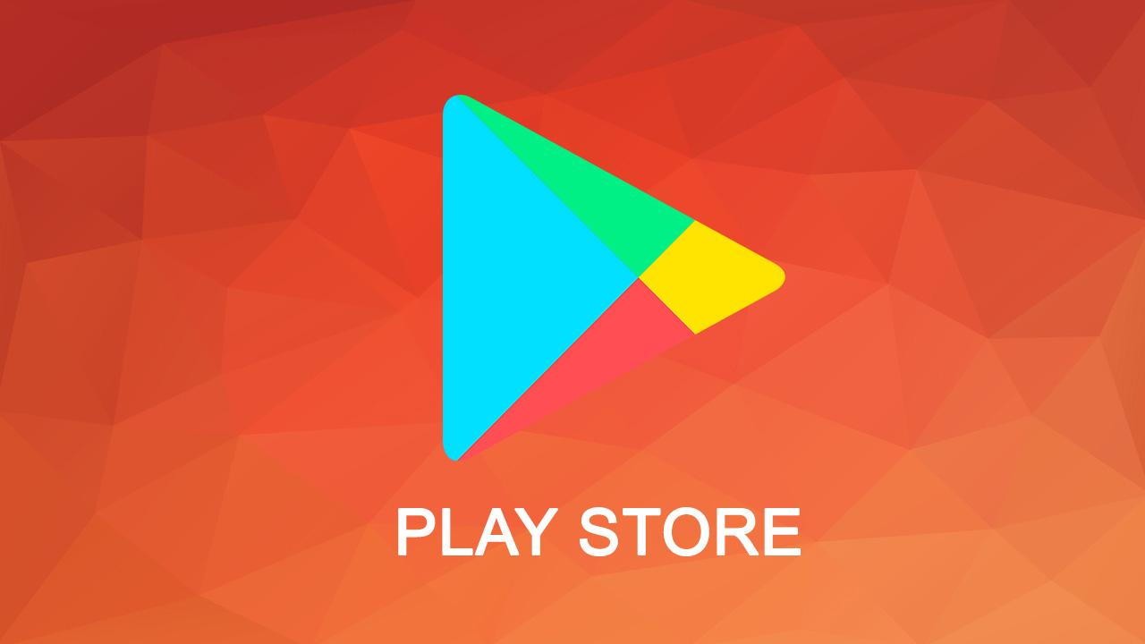 Logotipo de Play Store de Google