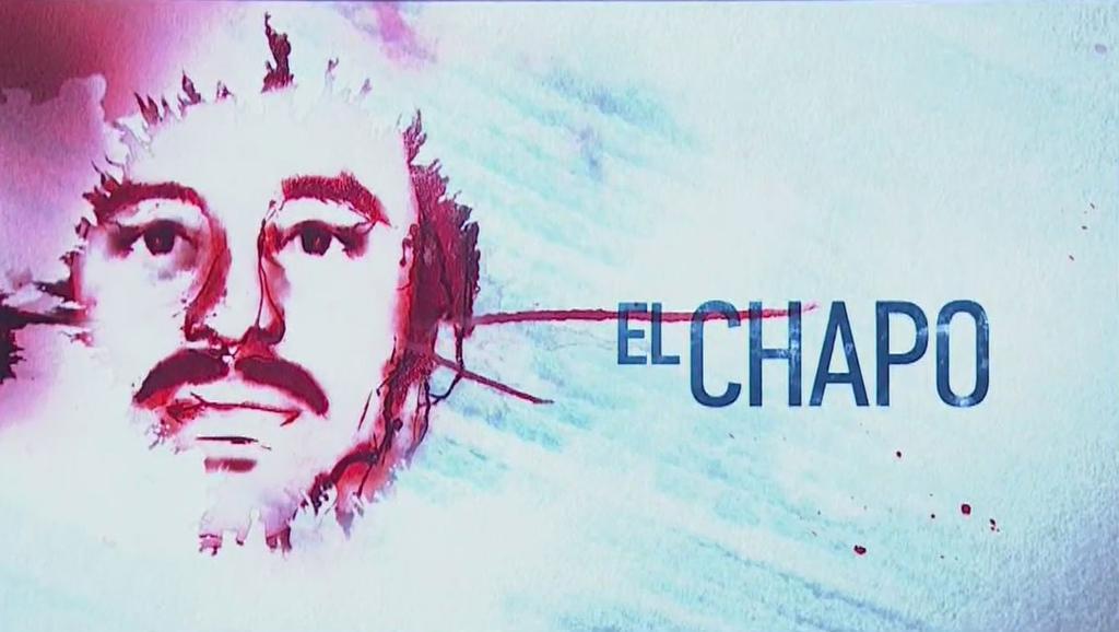 Cartel de la serie El Chapo de Netflix