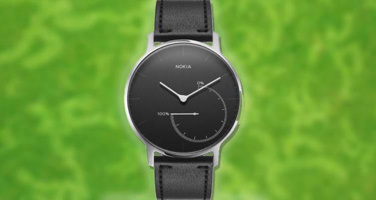 Reloj Nokia Steel Limited Edition