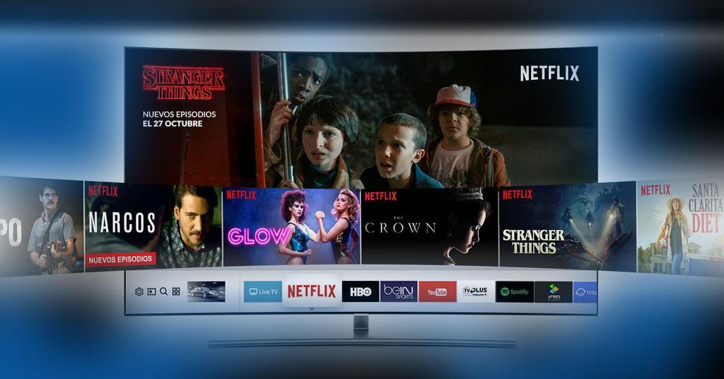TV Samsung 4K